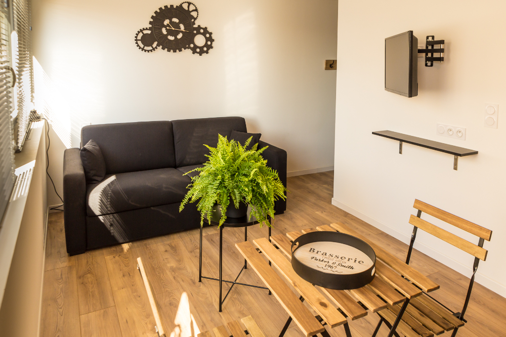 Appartement  Meublé La Roche Sur Yon 1 pièce(s) 20 m2