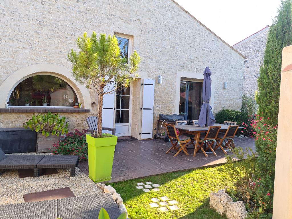 Magnifique maison de village rénovée de 168 m2