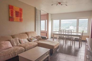 T3-4 de 85 m² avec vue panoramique