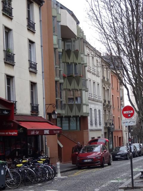 Appartement Paris 2 pièce(s) 33 m2