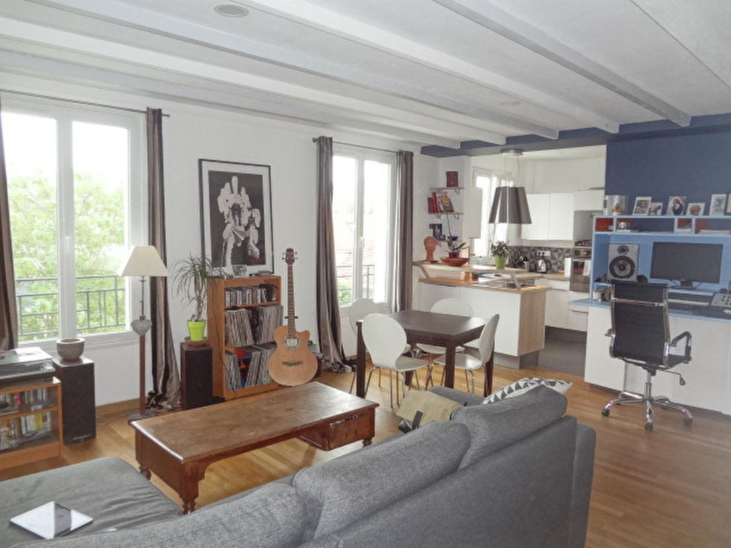 Appartement Clamart 2 pièce(s) Meublé 55 m2