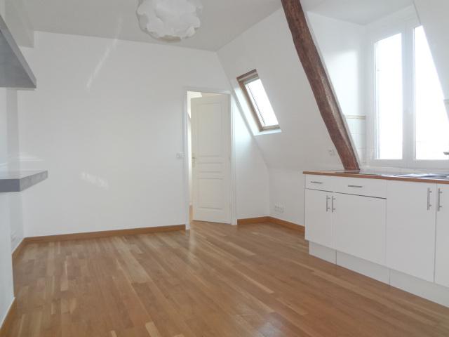 Appartement  2 pièce(s) rue des rosiers vendu loué