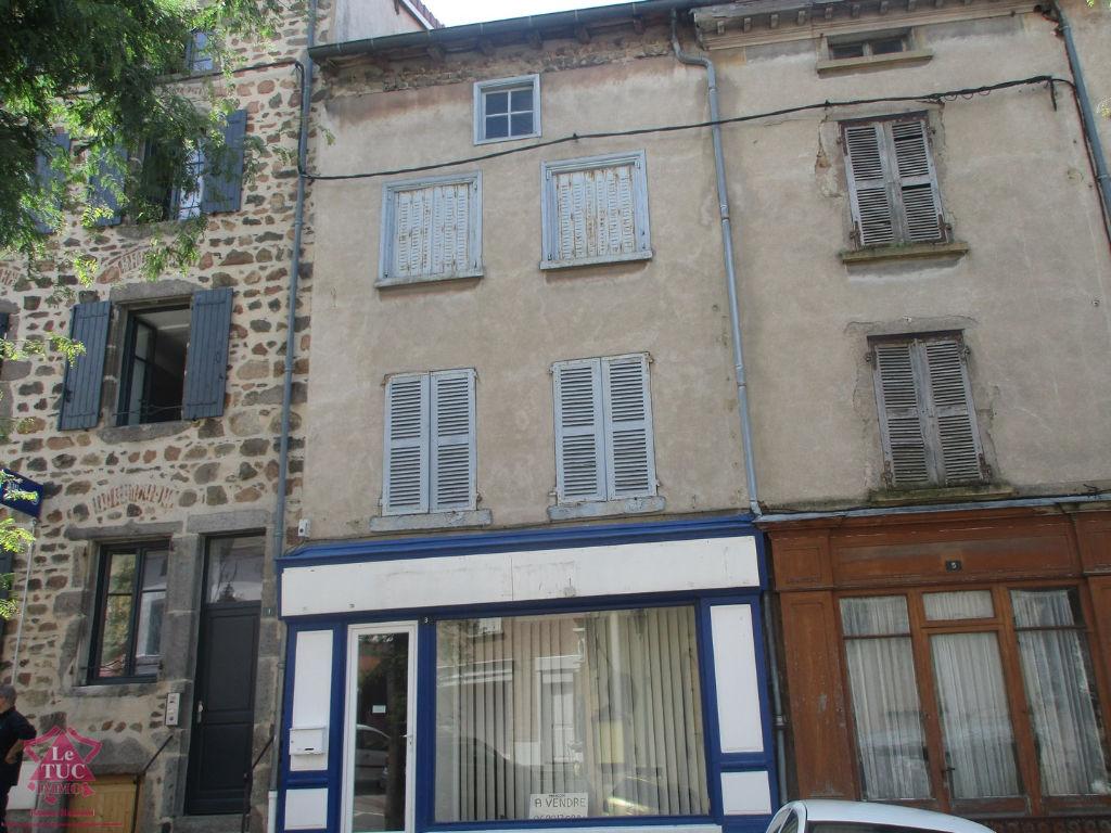 Immeuble à vendre à PANISSIERES  - 200 m²