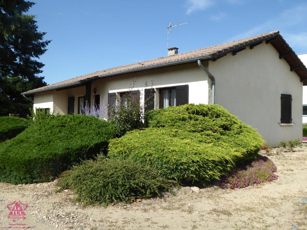 EPERCIEUX SAINT - PAUL - Maison plain - pied
