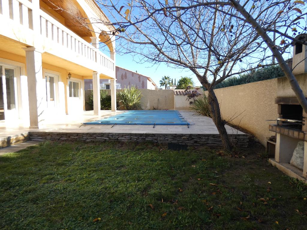 Villa Gallargues Le Montueux 6 pièce(s) 170 m2
