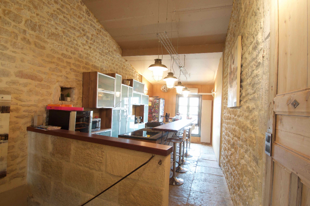 Maison de ville Aigues-vives 7 pièce(s) 206 m2