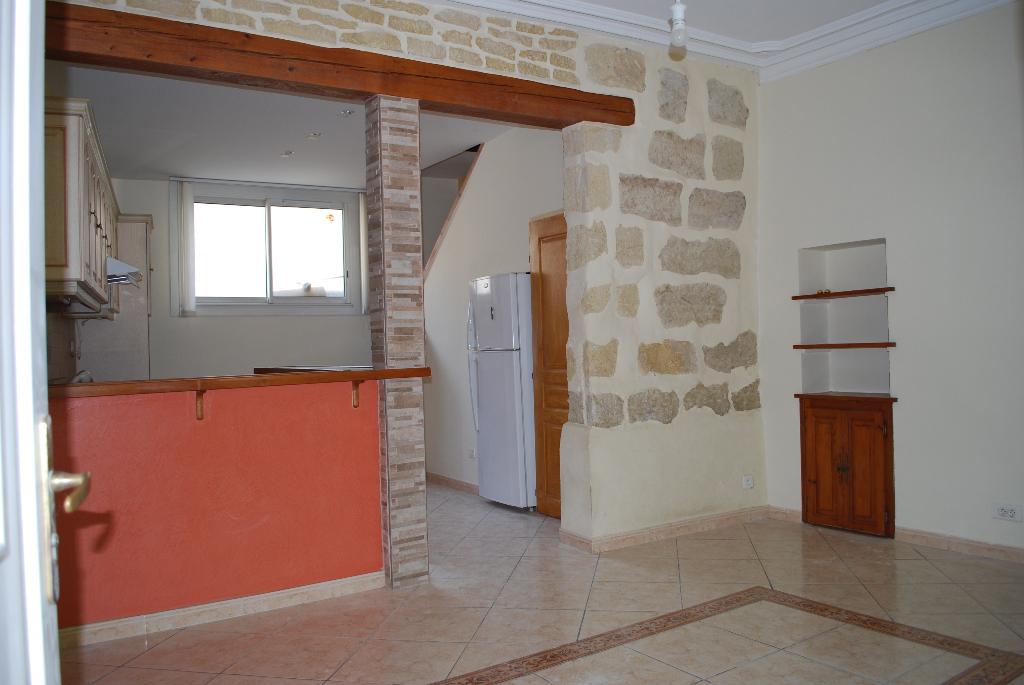 Maison de village de 70 m2 de type 3 pièces