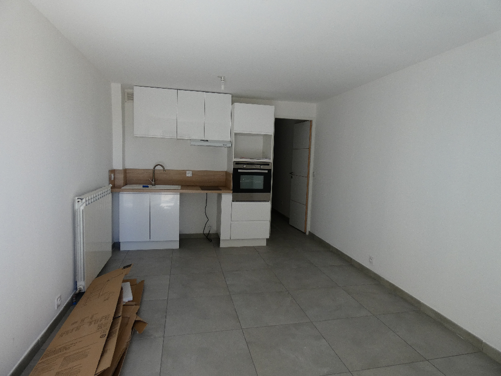 Appartement P2 de 32 m2 de plain pied, avec cour