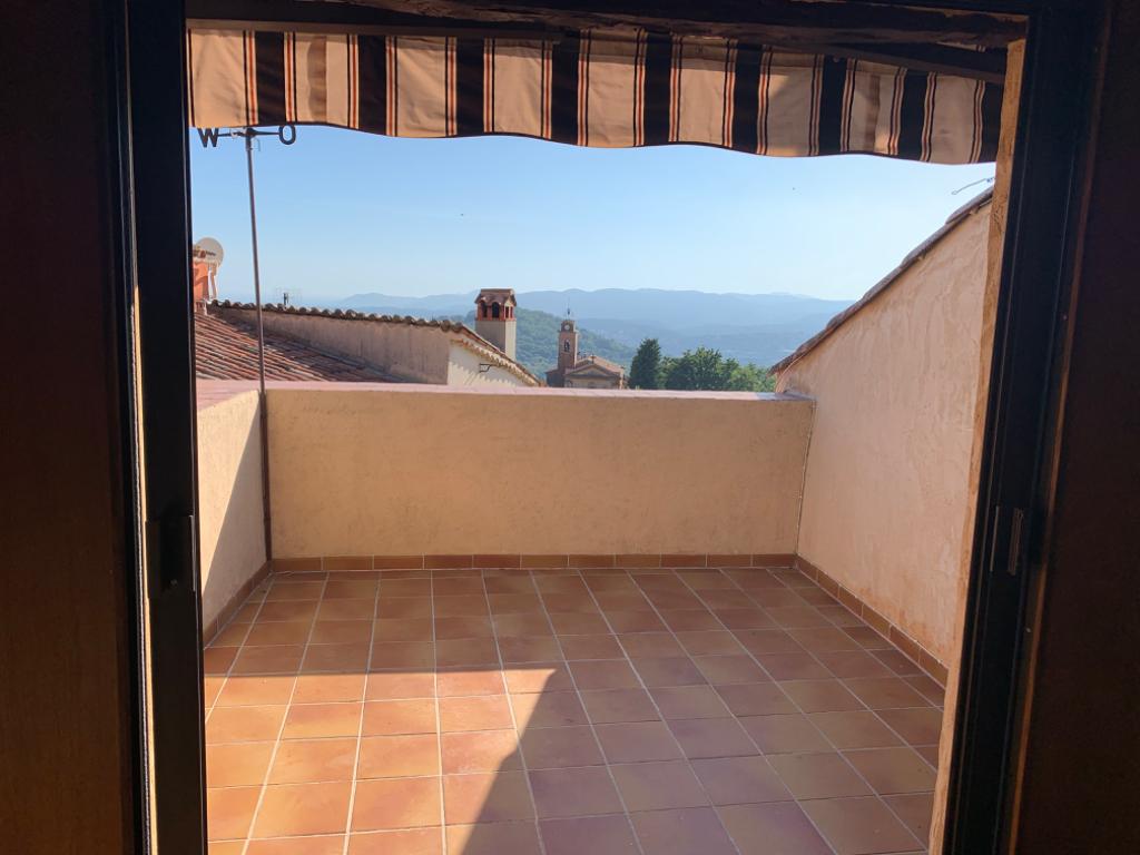 Magagnosc Appartement T2 sur le toit avec terrasse et vue mer