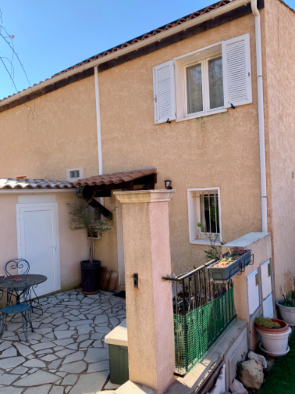 ST VALLIER SEMI-DETACHED VILLA 3/4 SIDE PANORAMIC VIEW