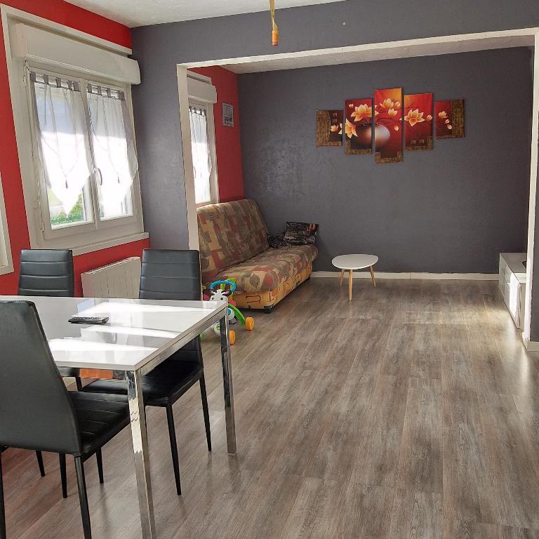 Maison Bouvesse Q. T4 73 m² s/sol  sur 1900 m² terrain
