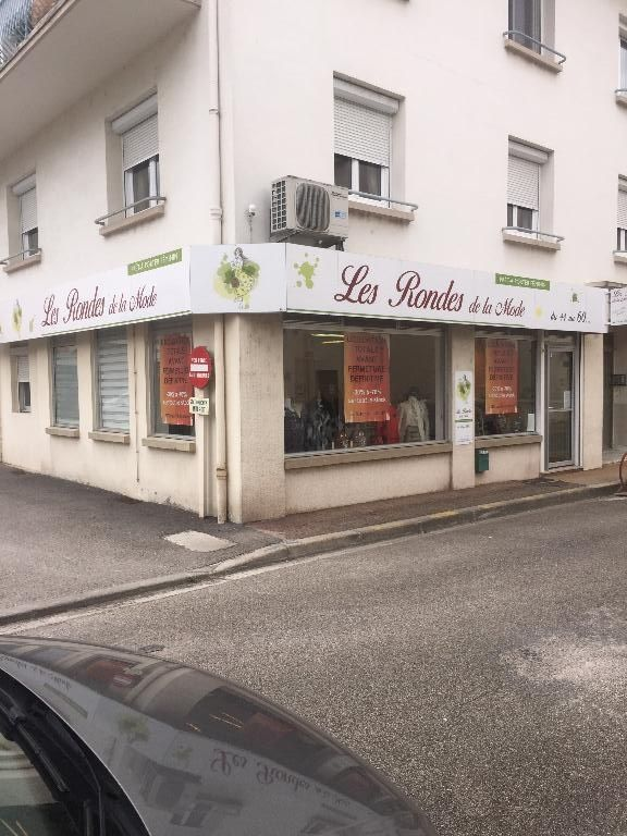 AMBERIEU EN BUGEY - Local commercial 50 m²