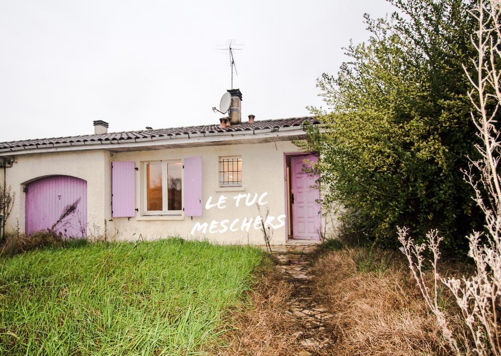 EXCLUSIVITÉ Meschers sur Gironde Maison