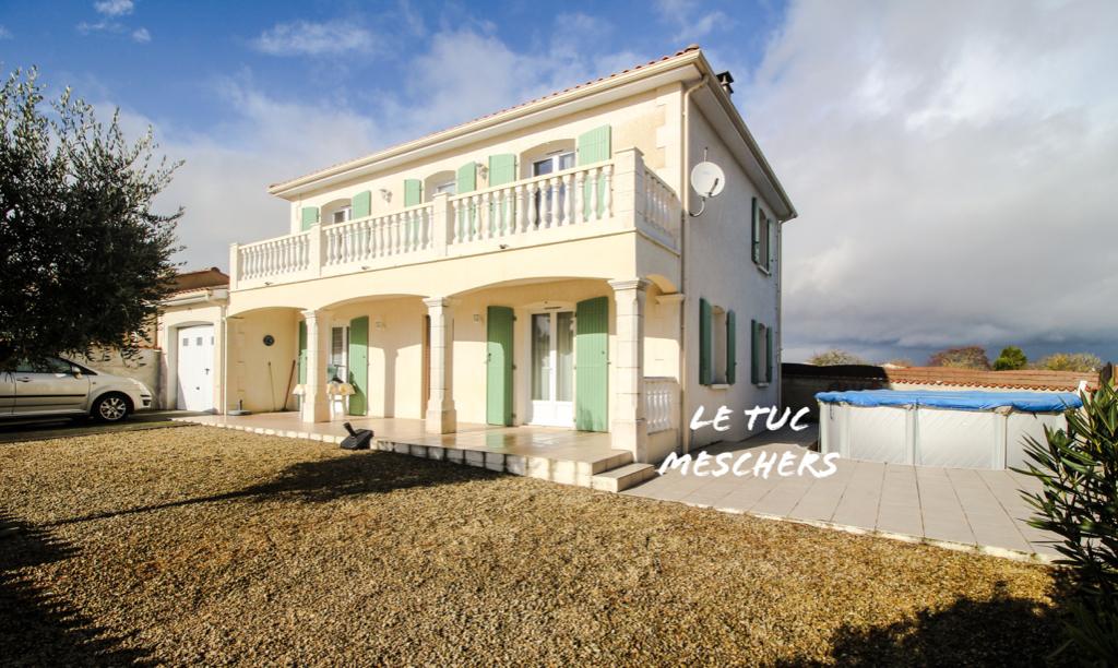 Meschers sur Gironde Maison 150m2