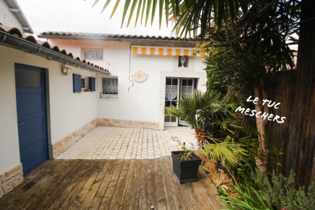 Maison Meschers 115 m² environ