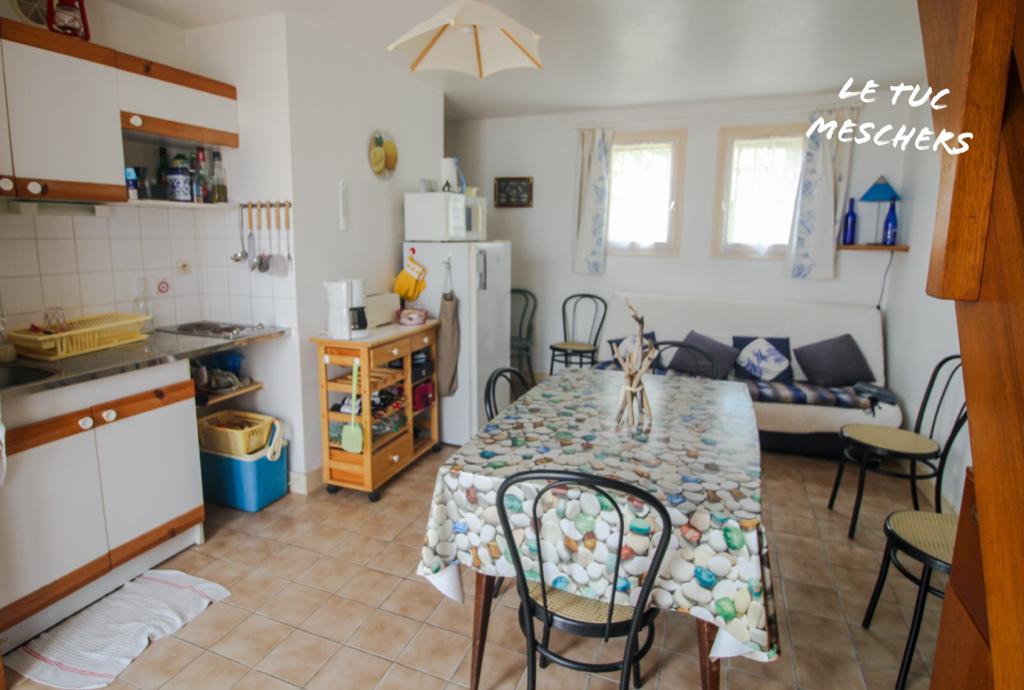 Meschers sur Gironde Maison 39 m2 environ