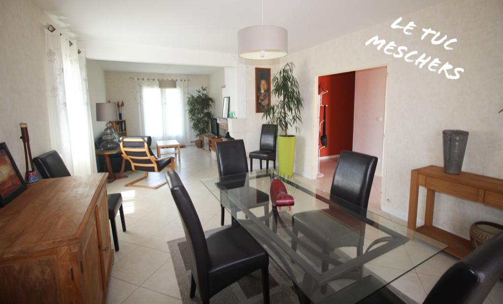 Maison Meschers Sur Gironde 150 m² environ 7 pièces