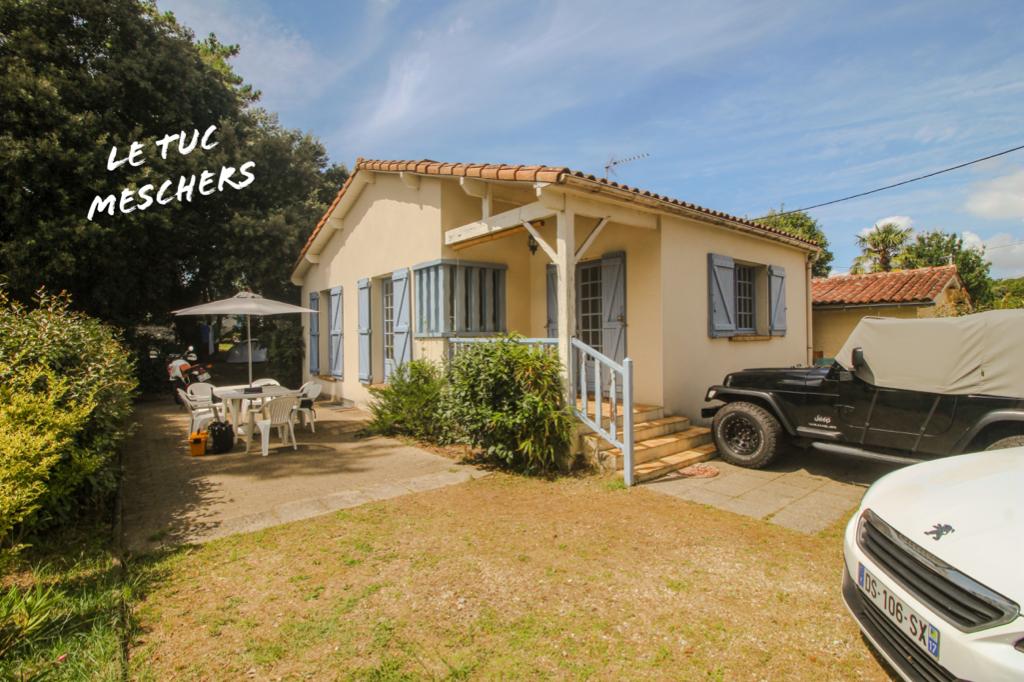Meschers sur Gironde maison env 70 m2