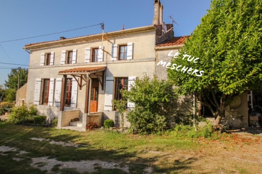 Maison Cozes 110 m2.  env.