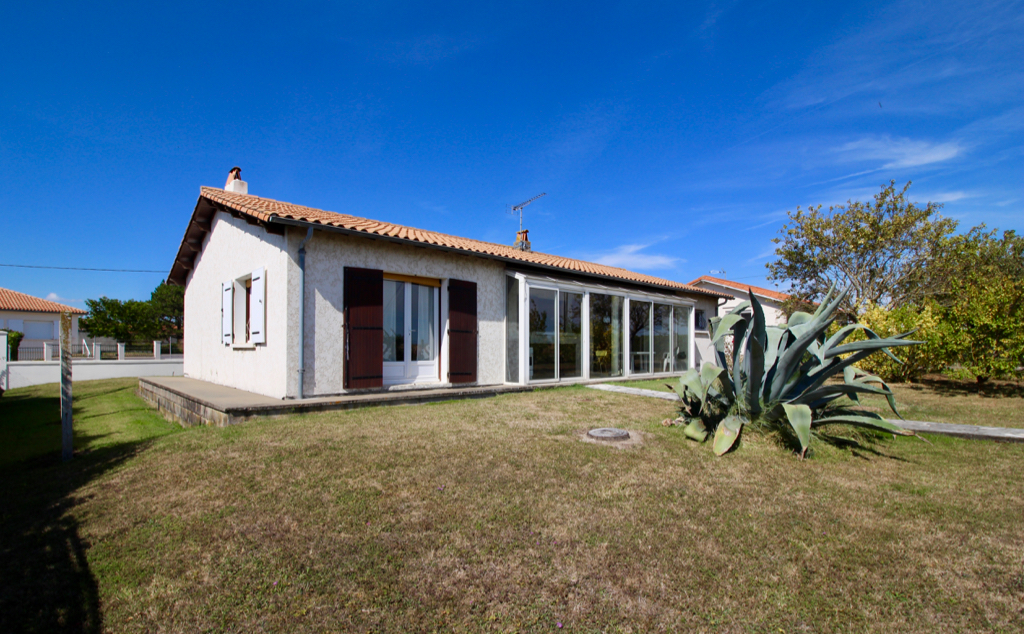 Meschers sur Gironde maison 90 m2 environ