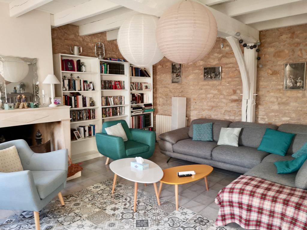 Maison Meursac 134 m2