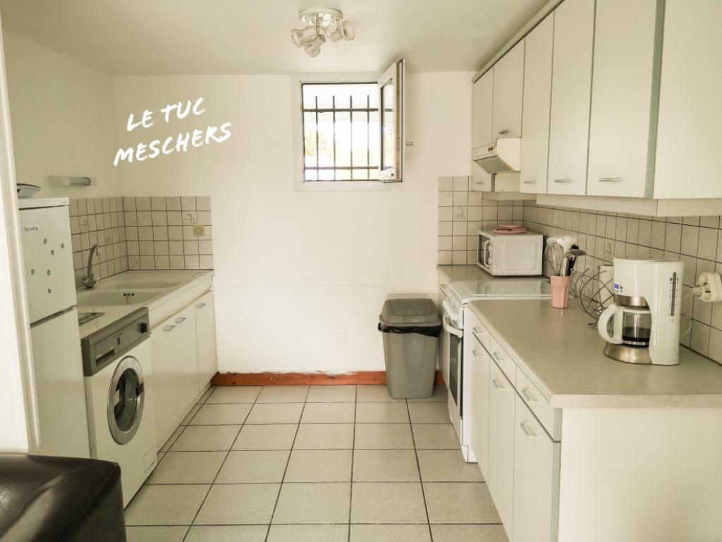 Meschers sur Gironde appartement 3 pièces