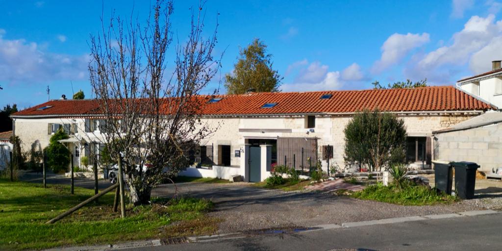 Proche Mortagne sur Gironde Maison 140m²