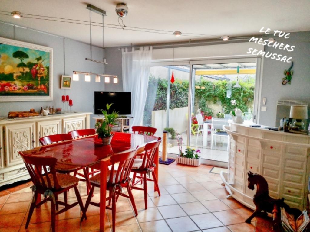 Meschers sur Gironde Maison 130 m2