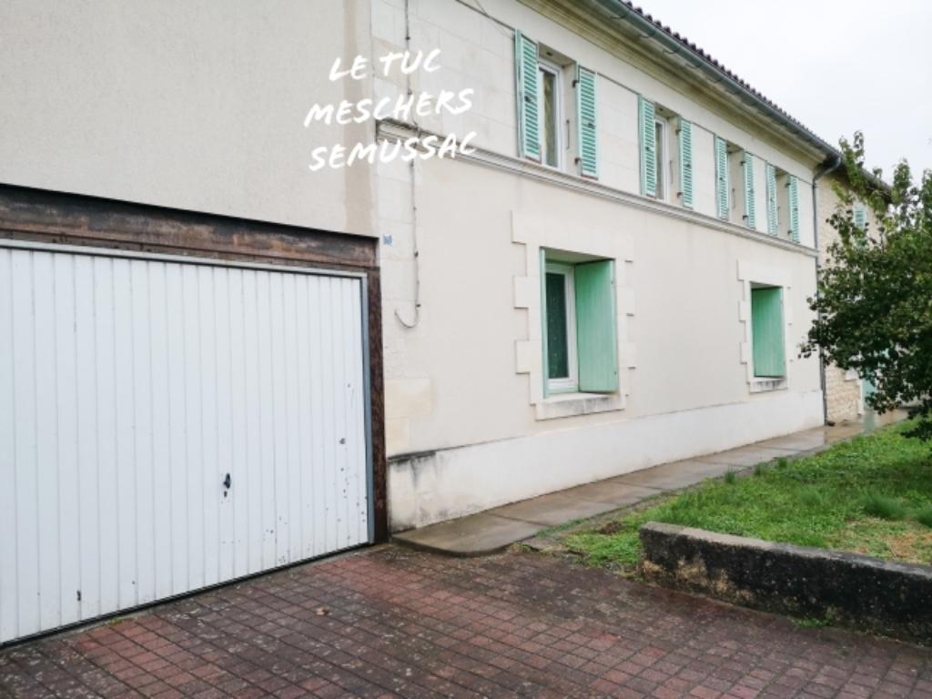 SAINTT FORT SUR GIRONDE Maison  200 m2