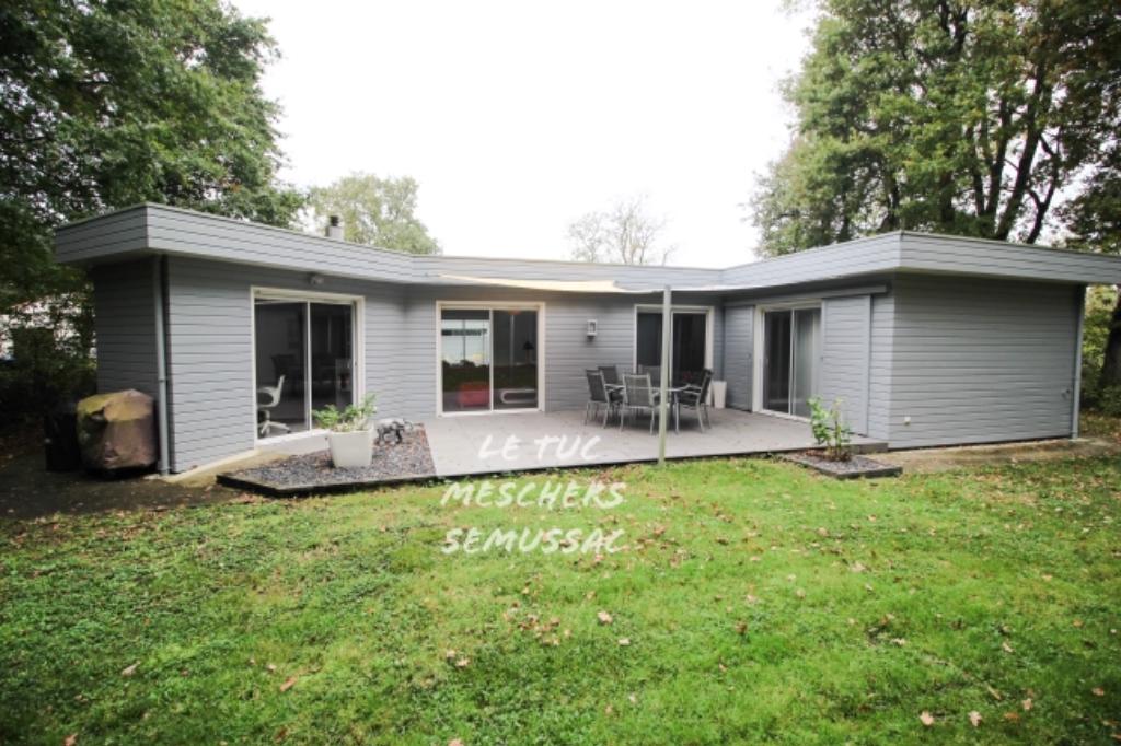 Maison Medis 110 m²  sur 1600 m² de terrain