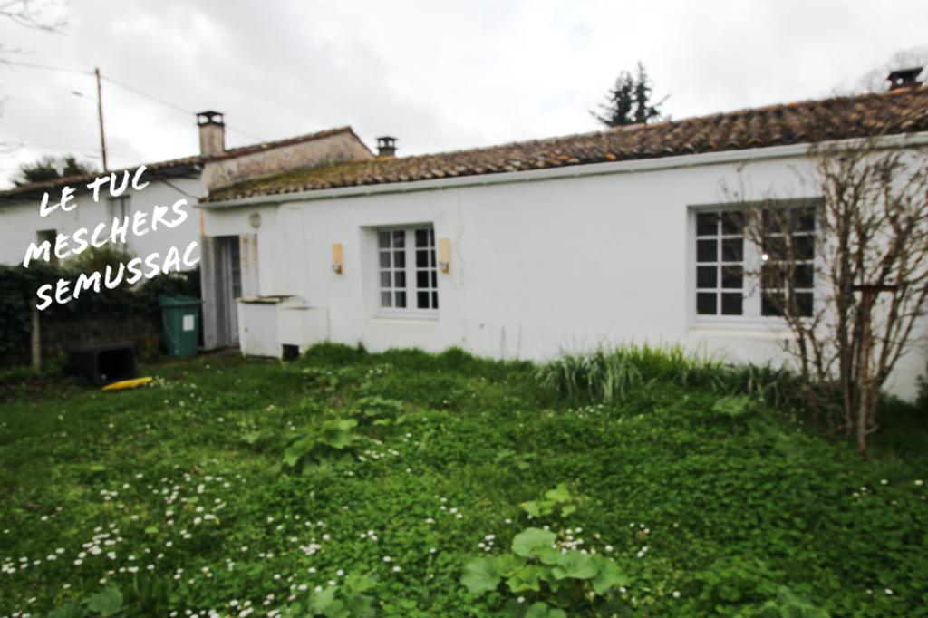 Meschers sur Gironde Maison 3 pièce(s) 56,07m2