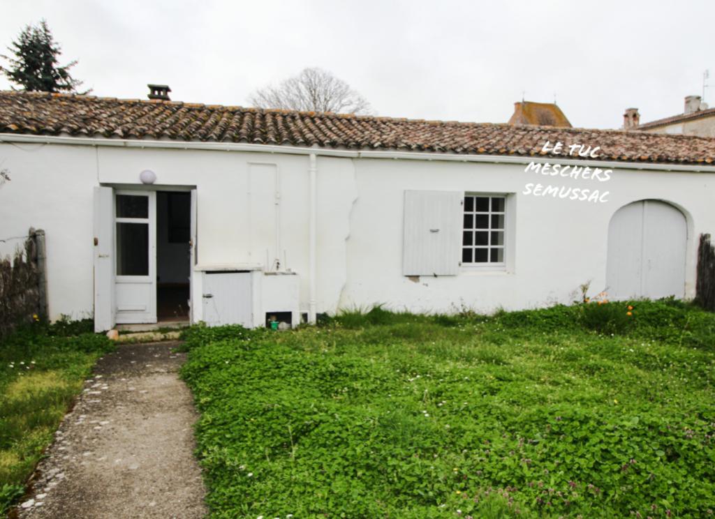 Meschers sur Gironde Maison 2 pièce(s) 45.88m2