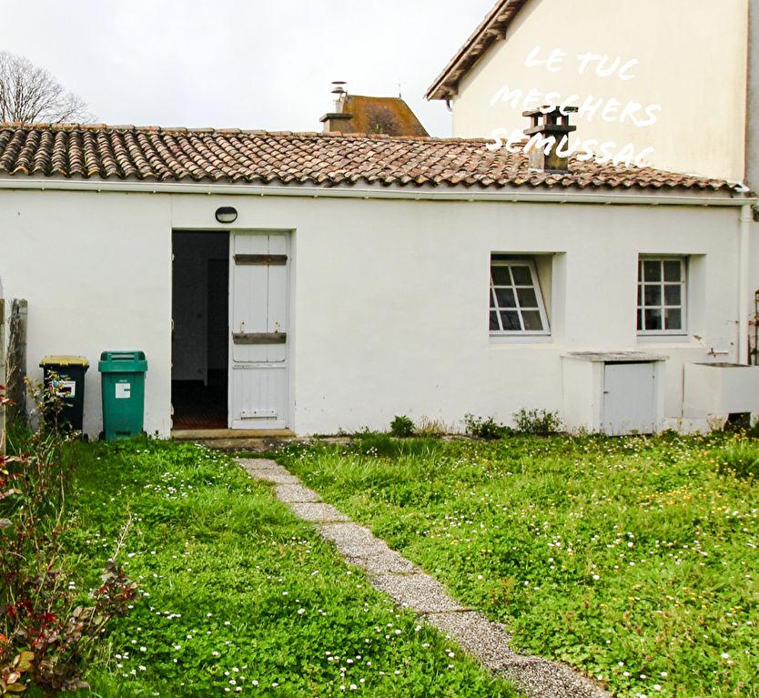Meschers sur Gironde Maison 2 pièce(s) 41,26m2