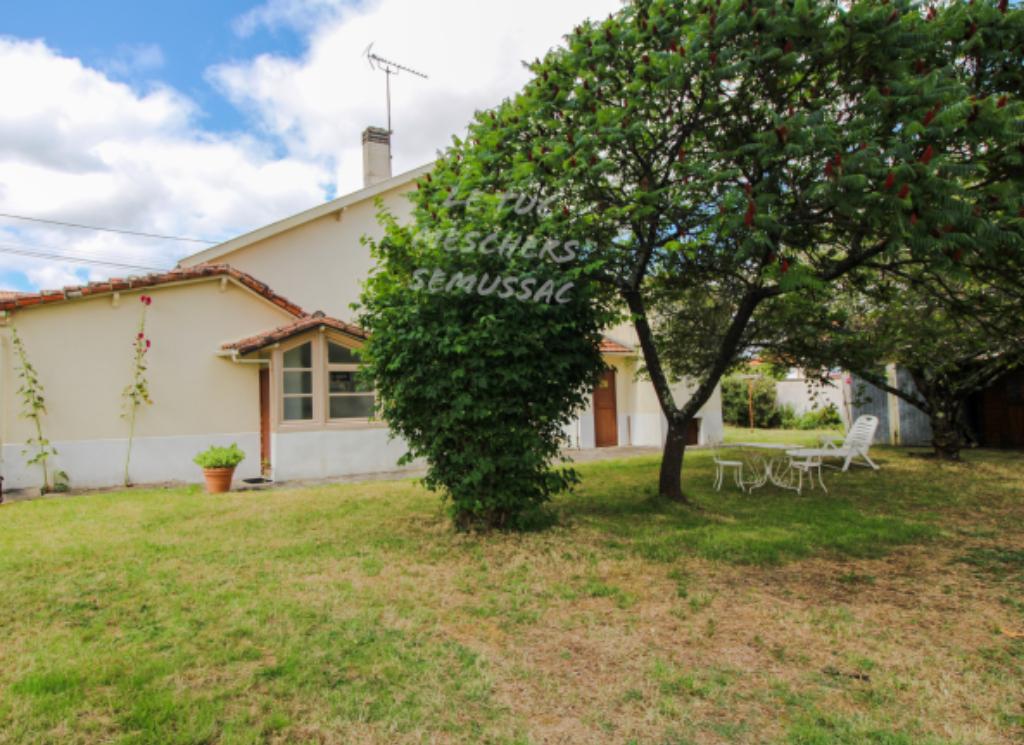 Maison Meschers sur Gironde 4 pièces