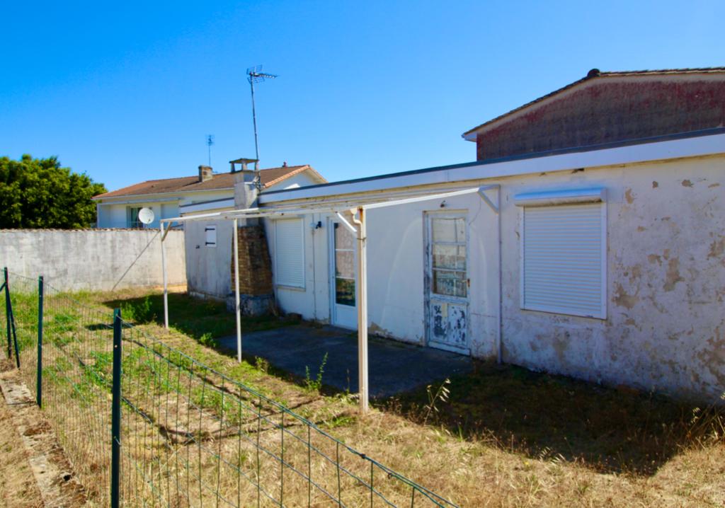 Maisonnette à réhabiliter Meschers sur Gironde