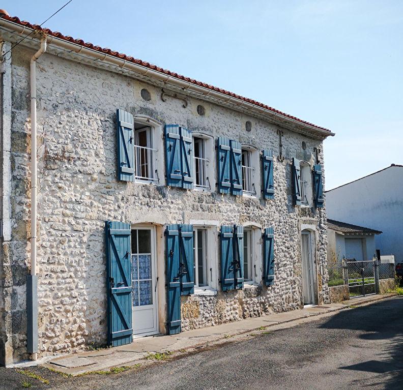 Maison ville Meschers sur Gironde