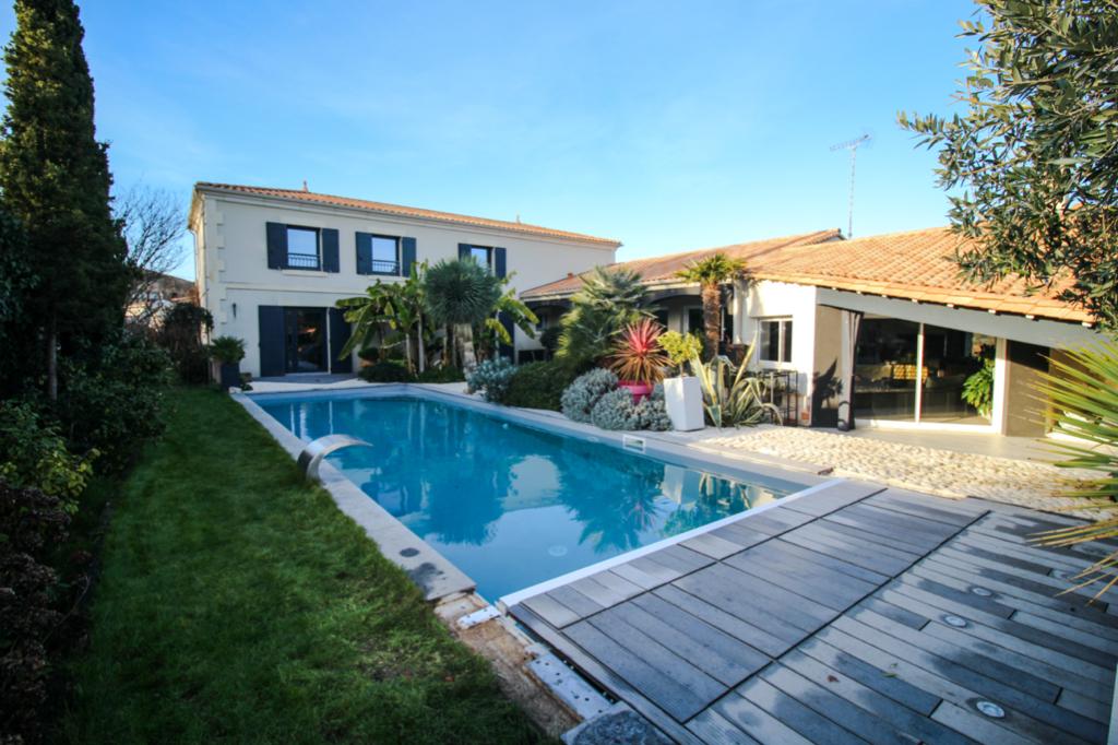 Meschers sur Gironde maison
