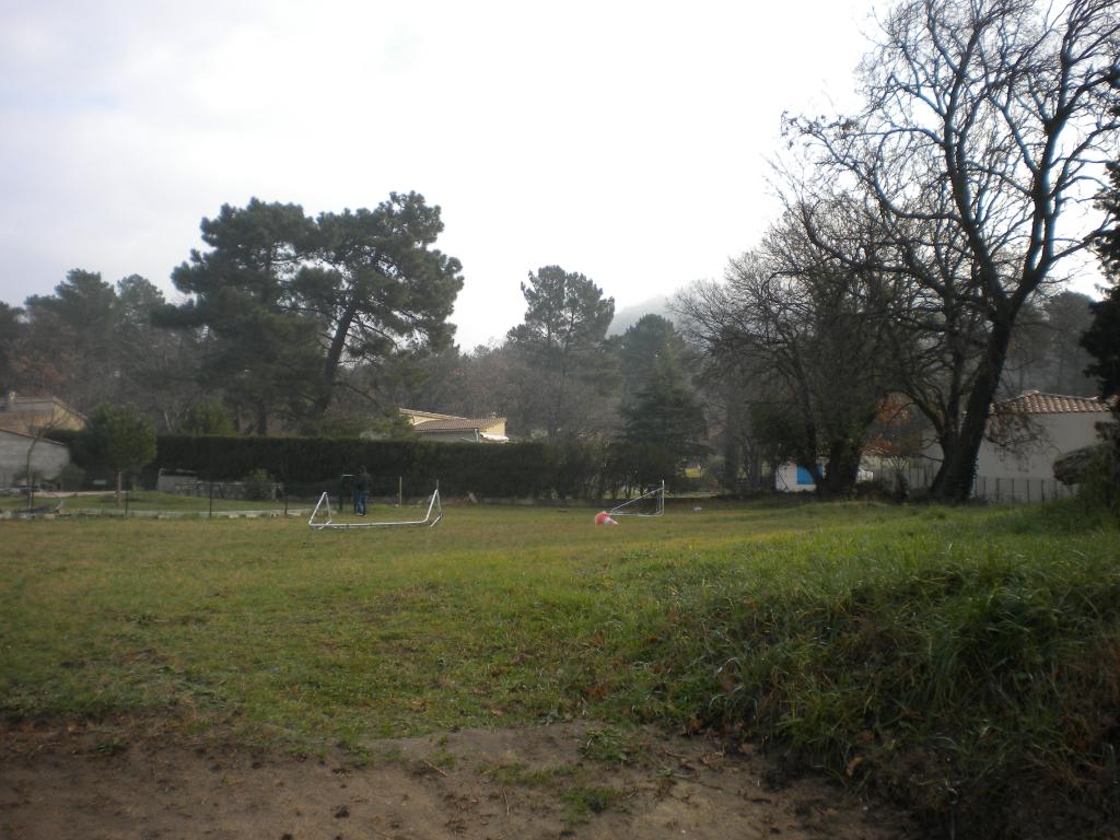 Terrain Mondragon 1066 m2