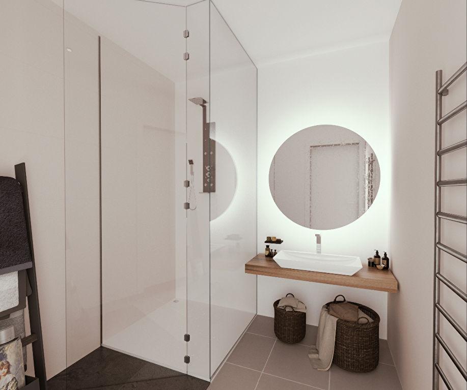 MONTBRISON tout à pied Appartement T.4 de 87.90 m² jardin 53 m²