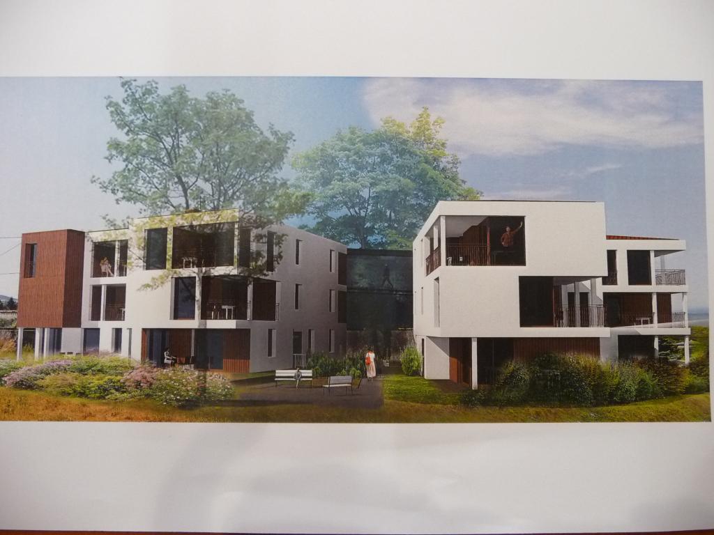 MONTBRISON tout à pied appartement de 82.93 m² T.4 avec jardin de 80 m²