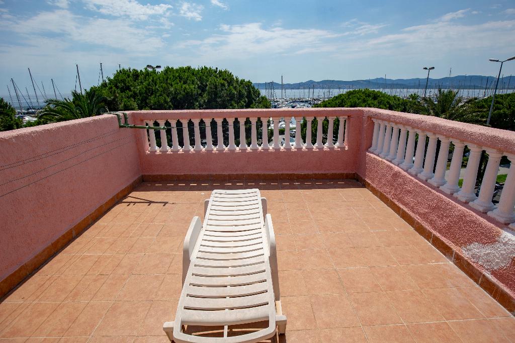 Villa Saint Raphael  vue mer 7 pièce(s)