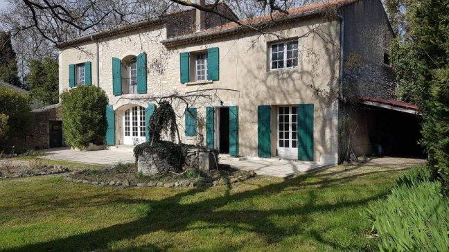 Mas Saint Remy De Provence 6 pièce(s) 200 m2