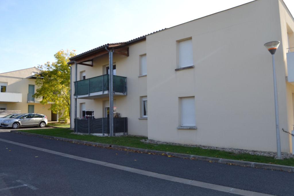Saintes (17) rive droite - appartement T3