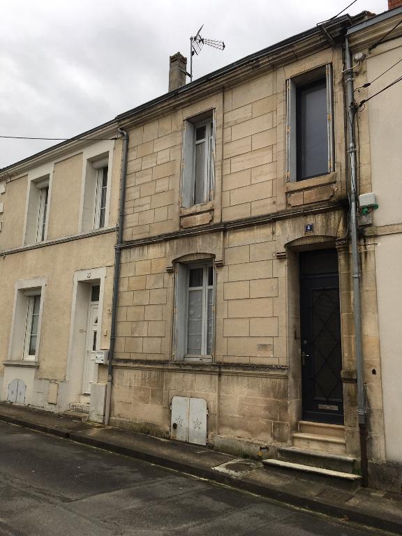 Maison à Saintes (17) rive droite