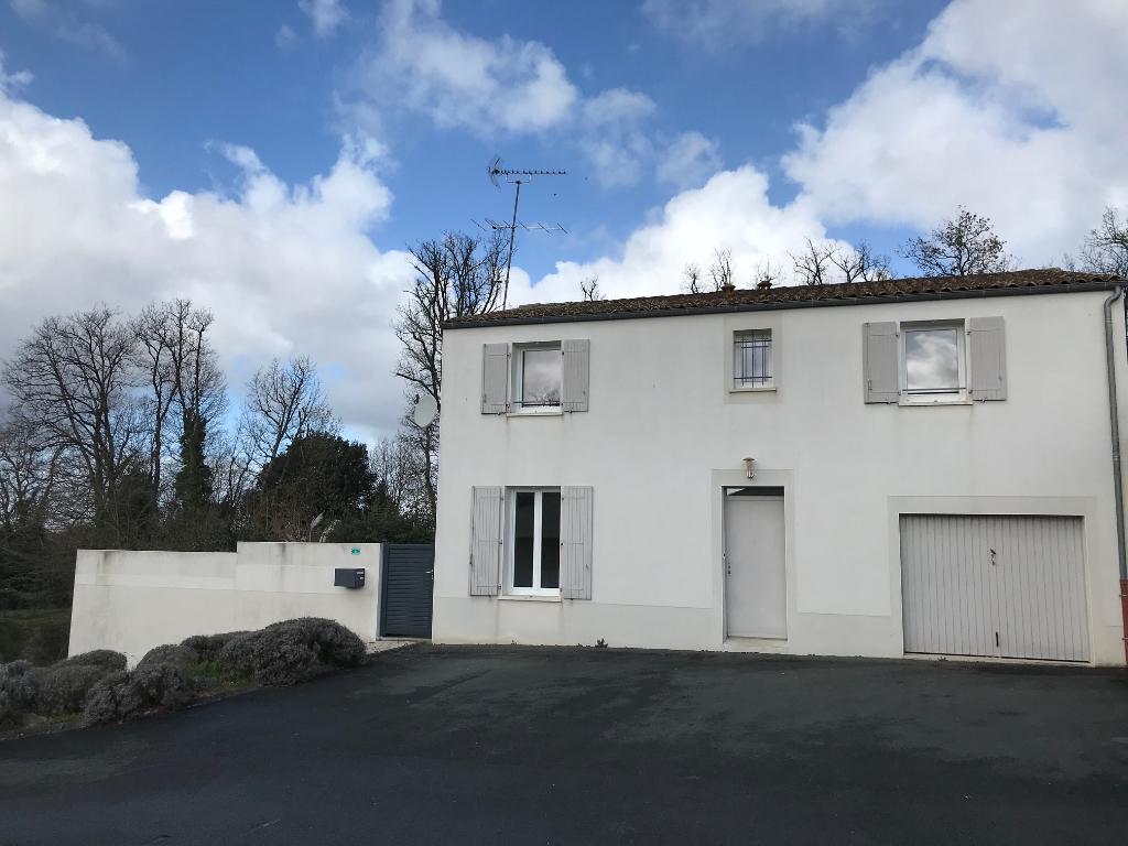 Maison Fontcouverte 4 pièce(s) 95.73 m2