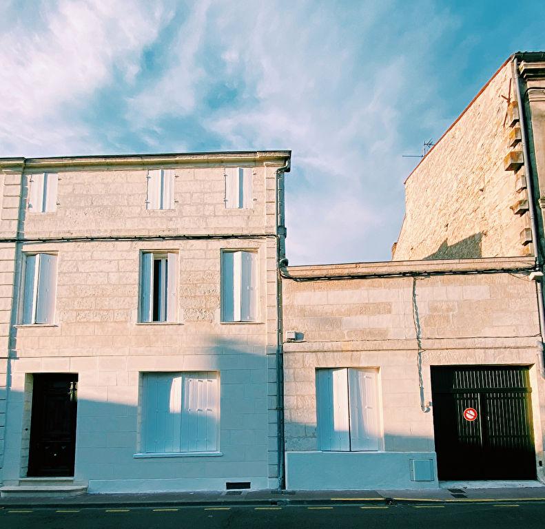 Maison centre ville de Saintes (17)