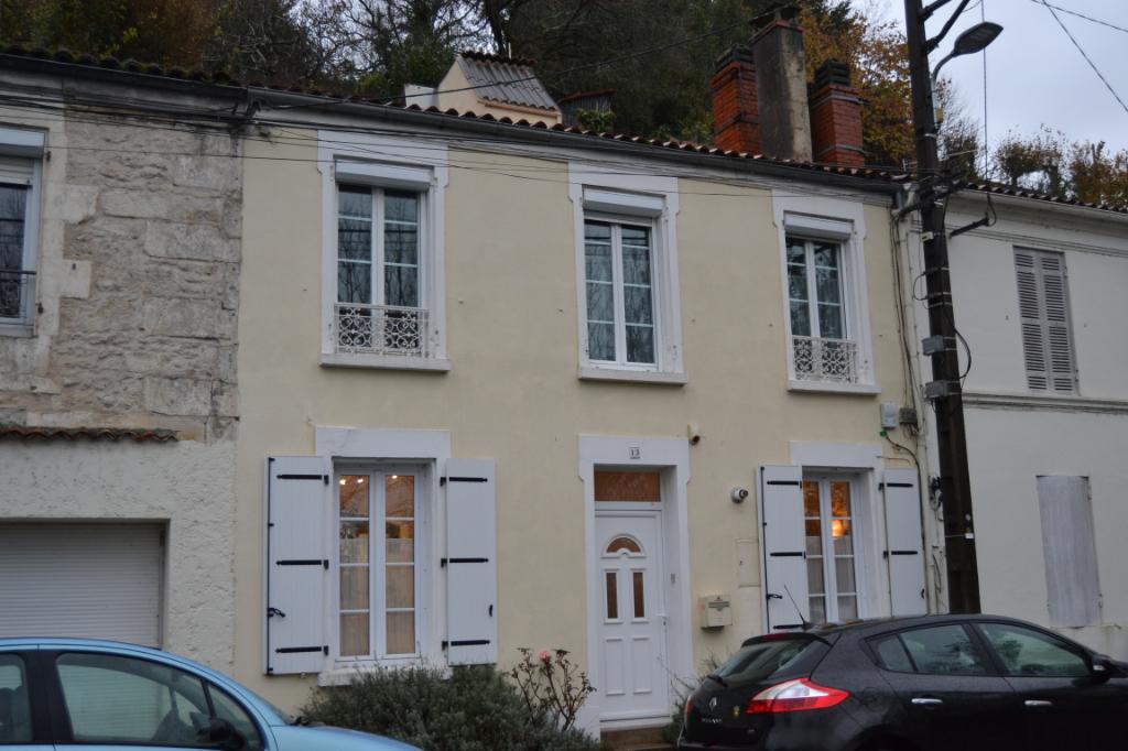 Maison Saintes (17) à rive gauche