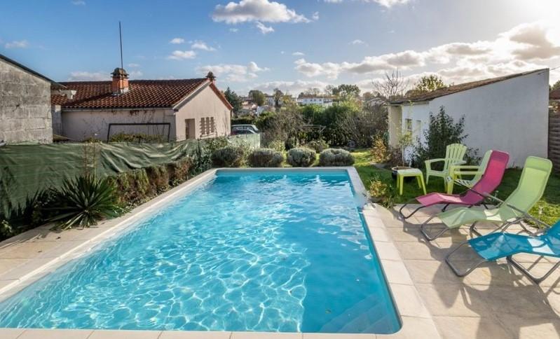 Maison à Saintes (17) rive droite avec piscine