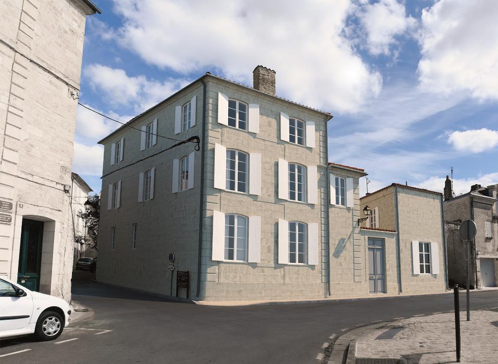 Appartement Saintes (17)