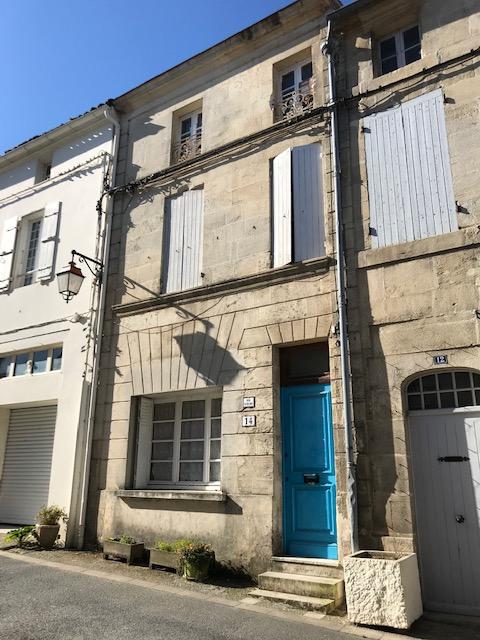 Maison à Saint Savinien (17)
